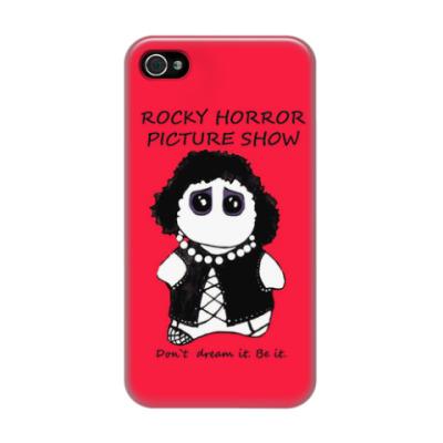 Чехол для iPhone 4/4s Rocky Horror