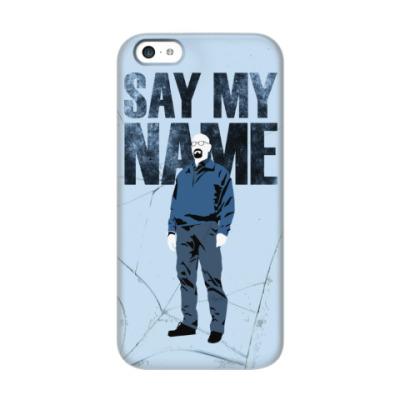 Чехол для iPhone 5c Heisenberg