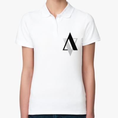 Женская рубашка поло ZOG