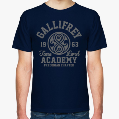 Футболка Gallifrey Time Lord Academy