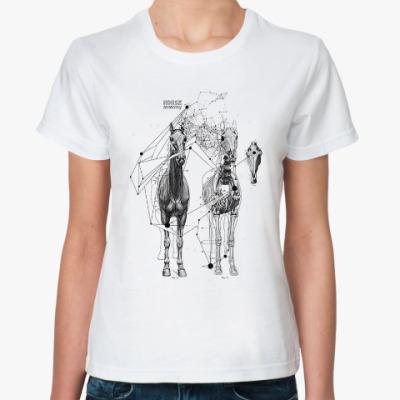 Классическая футболка PolygonArt