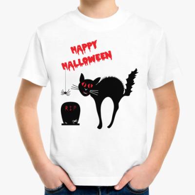 Детская футболка Ужасы Хэллоуин