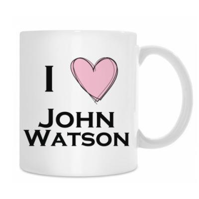 I <3 John Watson