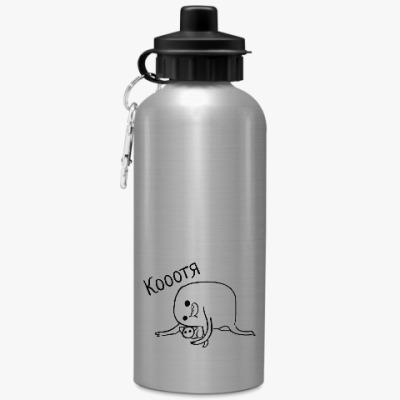 Спортивная бутылка/фляжка Кооотя