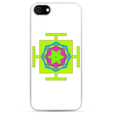 Чехол для iPhone Бхуванешвари-янтра