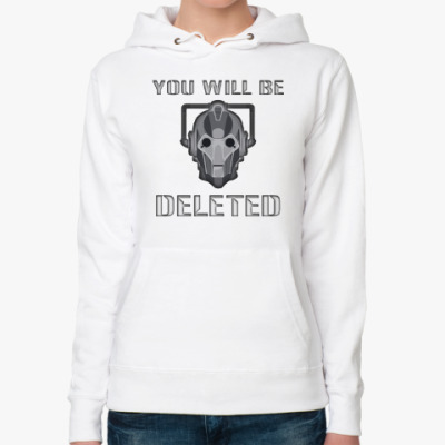 You will be DELETED Doctor Who