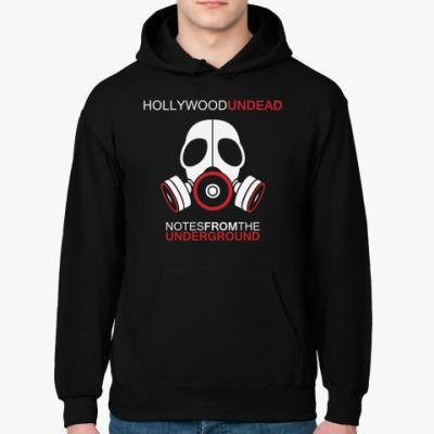 Толстовка худи Hollywood Undead Gas Mask