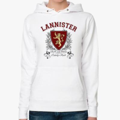 Женская толстовка худи House Lannister