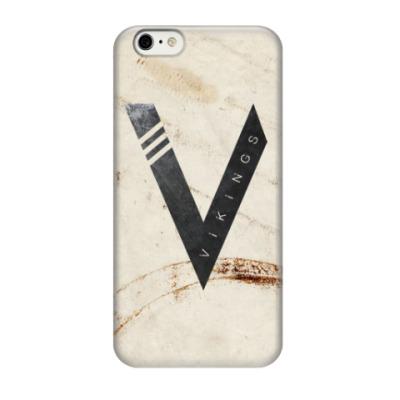Чехол для iPhone 6/6s Vikings