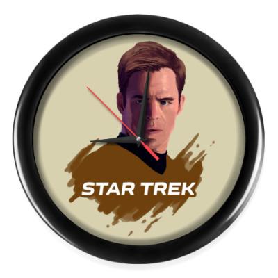 Настенные часы Star Trek