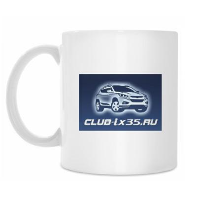 Кружка клуб Hyundai ix35