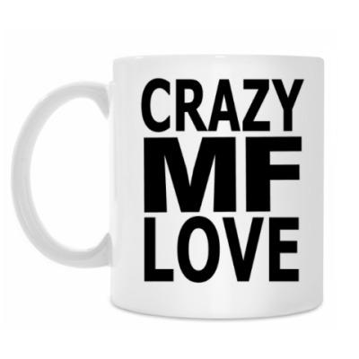 Кружка Crazy Love, MF