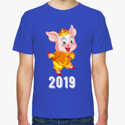 Футболка Happy Piggy Year