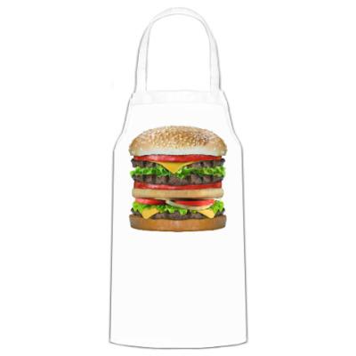 Фартук Вкусняшка гамбургер