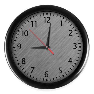 Настенные часы Светлая текстура