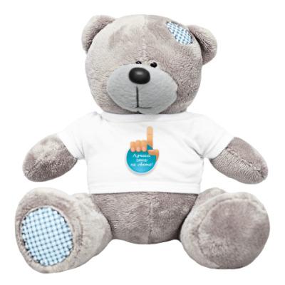Плюшевый мишка Тедди Лучший зять на свете