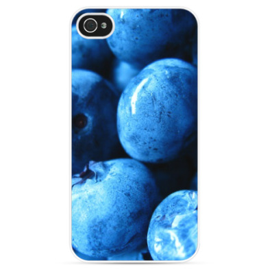 Чехол для iPhone ягоды
