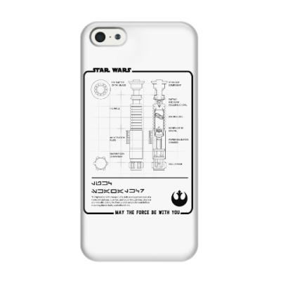 Чехол для iPhone 5/5s Star wars (звёздные войны)