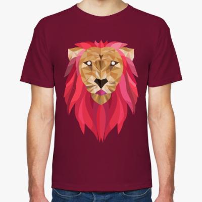 Футболка Лев / Lion