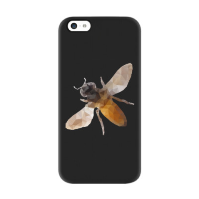 Чехол для iPhone 5c Пчела / Bee