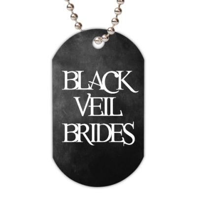 Жетон dog-tag Black Veil Brides