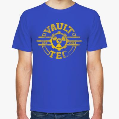 Футболка Fallout. Vault-Tec