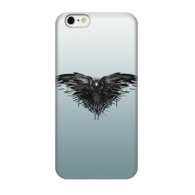 Чехол для iPhone 6/6s Игра Престолов: Ворон