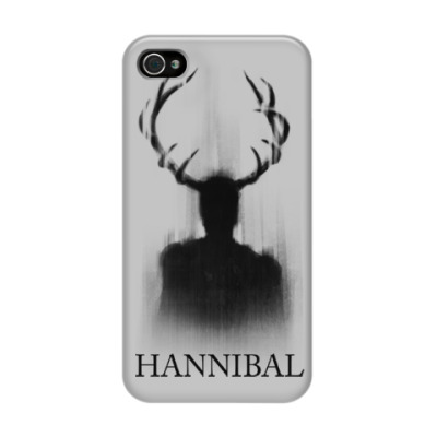 Чехол для iPhone 4/4s Hannibal