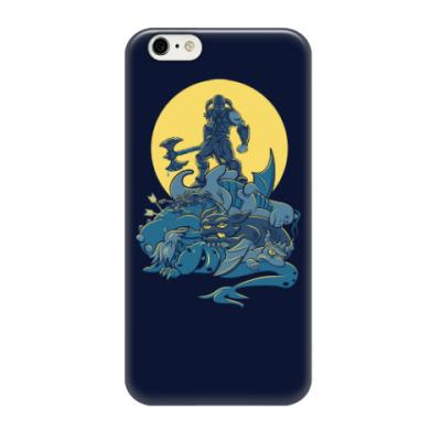 Чехол для iPhone 6/6s Skyrim