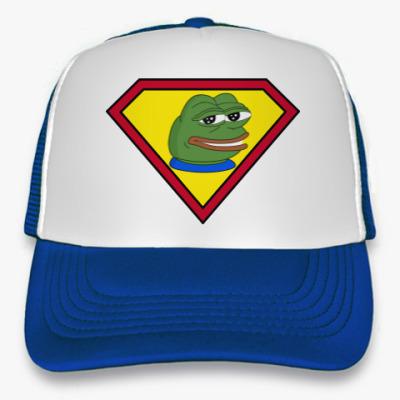 Кепка-тракер Super Pepe