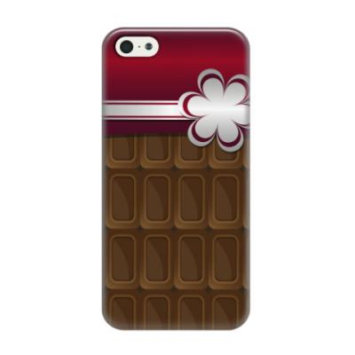 Чехол для iPhone 5/5s шоколадка