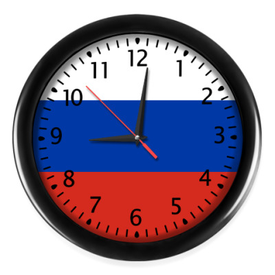 Настенные часы 'Россия'