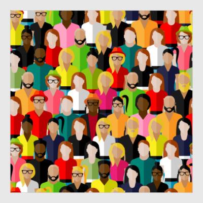 Постер PEOPLE