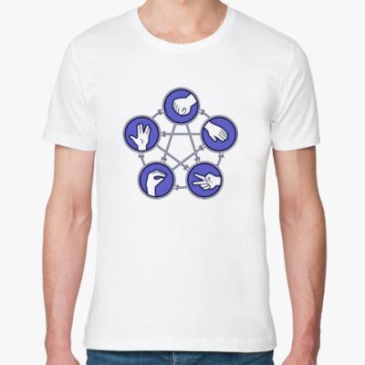 Футболка из органик-хлопка Big Bang Style