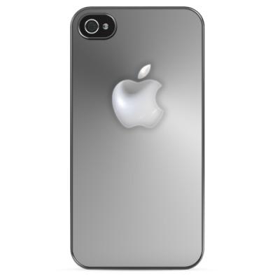 Чехол для iPhone Серебристый Apple