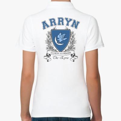 Женская рубашка поло House Arryn
