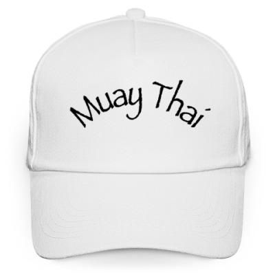 Кепка бейсболка  Muay Thai