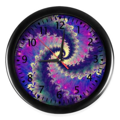 Настенные часы Волна