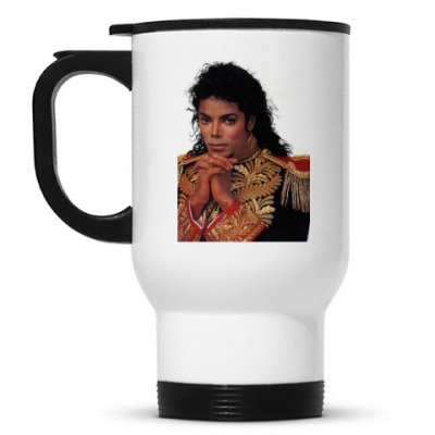 Кружка-термос Майкл Джексон (двухсторон)