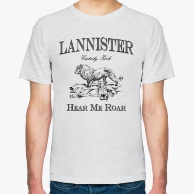 Футболка Lannister