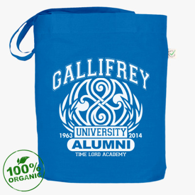 Сумка Gallifrey University Alumni