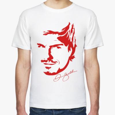 Футболка David Beckham