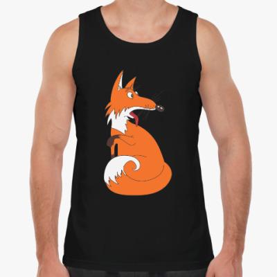 Майка Fanny fox