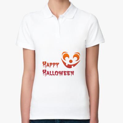 Женская рубашка поло Happy Helloveen