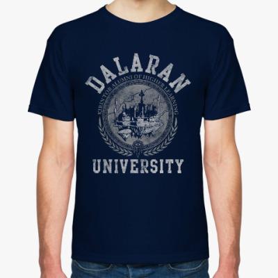 Футболка Университет Даларана. WoW