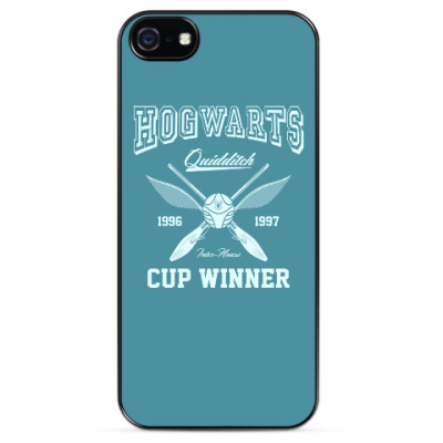 Чехол для iPhone Hogwarts Quidditch Cup Winner