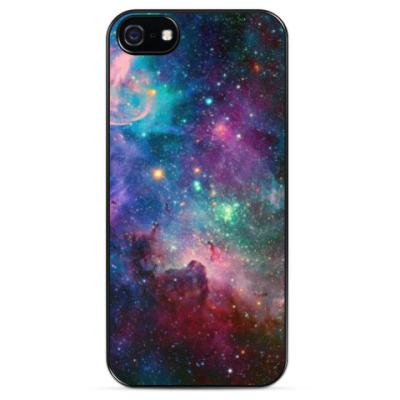 Чехол для iPhone Прекрасный космос