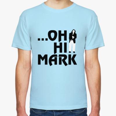 Футболка The Room — Oh Hi Mark
