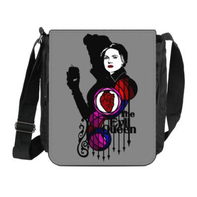 Сумка на плечо (мини-планшет) The Evil Queen