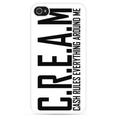 Чехол для iPhone C.R.E.A.M